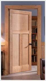 Vidinės medinės durys
